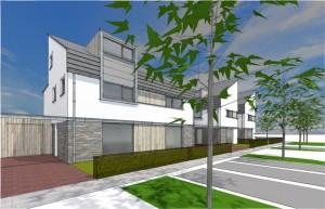De te bouwen woningen in Eindhoven krijgen volgens de TIS-aanpak een toets op het ontwerp, technische controles, inspecties tijdens de uitvoering en een goedkeuringsverklaring na oplevering.