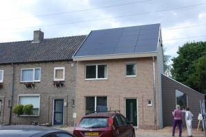 Nom-renovatie van een particuliere woning in Den Bosch.