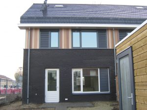 Zomernachtventilatieluiken in het project Velve-Lindenhof in Enschede (Foto: Nieman RI)