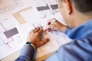 """""""Het zou enorm helpen als een aannemer zijn detailboek pakt en heel simpel de lijn aan de binnenkant van de constructie tekent."""