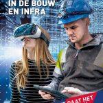 brochure, bouwsector, jongeren