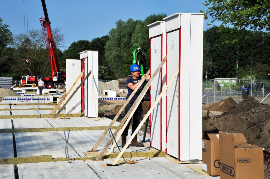Meterkast Als Uitgangspunt Bij Nieuwbouw Aannemervak