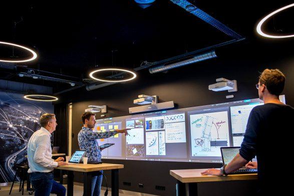 Centrum voor digitalisering in de bouw VolkerWessels
