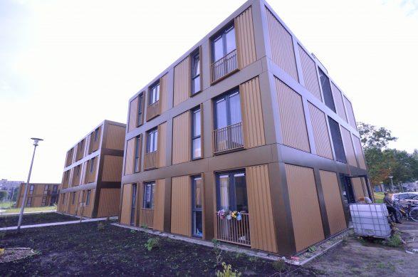 Eerste woningbouwproject van NEZZT, Filmwijk Almere