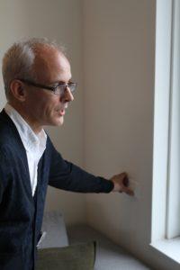 """Willem Koppen: """"Het grote probleem is dat niemand deze totaaloplossing verkoopt."""" (Foto's Paul Diersen)"""