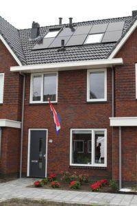 De meet- en demonstratiewoning in Heerhugowaard blijft de komende 10 jaar een testlab.
