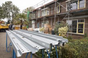 69 Montfoortse woningen worden uitgerust met de vloer van Duofor.