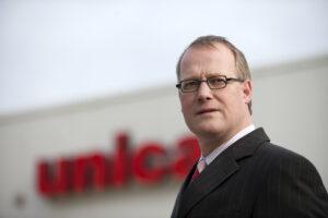 """Ronald Velsink van Unica: """"We kunnen sneller schakelen op de bouw."""""""