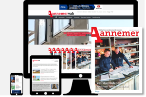 Vakblad en digitaal abonnement Aannemer