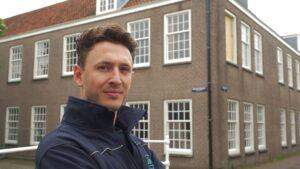 Werkvoorbereider Jamie Oosterbroek is zeer te spreken over de samenwerking met Festool. (Foto: Rob Goossens)