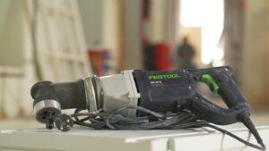 De Quadrill is een robuust apparaat met groot vermogen en een versterkte aandrijfas. (Foto: Rob Goossens)