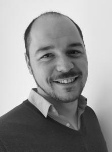 Edwin van Haperen, KAM-coördinator Bouwbedrijf Vrolijk.